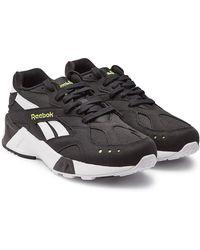 Reebok - Sneakers Aztrek mit Mesh - Lyst