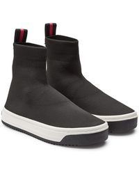 Marc Jacobs - Dart Sock Sneakers - Lyst