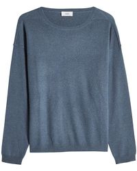 Closed - Pullover With Wool And Cashmere - Lyst