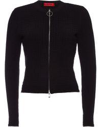 HUGO - Songa Zipped Jacket - Lyst