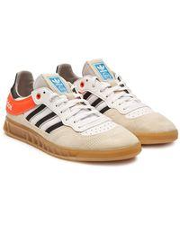 adidas Originals - Handball Top Sneakers With Suede - Lyst