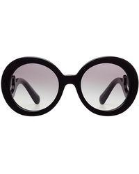 Prada - Baroque Sunglasses - Lyst