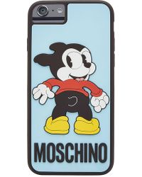 Moschino - Bimbo Iphone Case - Lyst