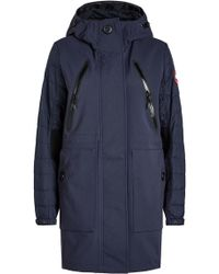 Canada Goose - Sabine Coat With Down Sleeves - Lyst