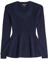 Paule Ka - Pullover With Wool - Lyst