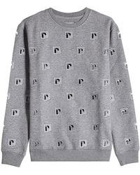 Paco Rabanne - Sweatshirt With Cut-out Detail - Lyst