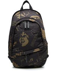 Maison Margiela | Printed Fabric Backpack | Lyst