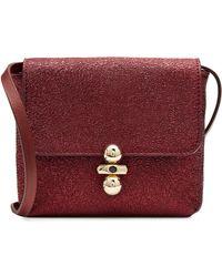 Vanessa Bruno - Leather Shoulder Bag - Lyst