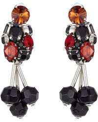 Marni - Embellished Earrings - Lyst