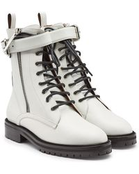 Tabitha Simmons - Max Leather Ankle Boots - Lyst