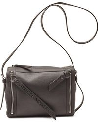 Liebeskind Berlin - Leather Frame Crossbody M Bag - Lyst