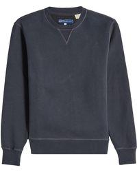 Levi's | Cotton Sweatshirt | Lyst