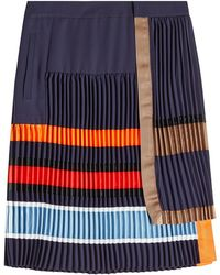 Public School - Pleated Skirt - Lyst