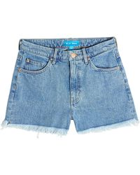 M.i.h Jeans - Halsy Cut-off Shorts - Lyst