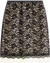 Marc Jacobs - Lace Skirt - Lyst