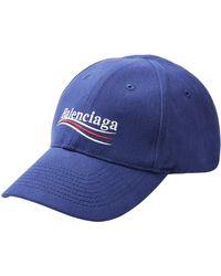 Balenciaga - Political Baseball Cap - Lyst