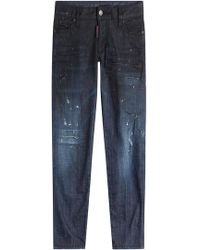 DSquared² - Jeans im Distressed-Look - Lyst