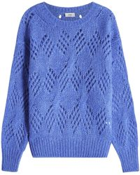 Closed - Knit Pullover With Mohair And Alpaca - Lyst