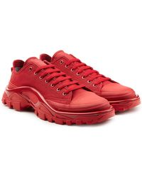 adidas By Raf Simons - Rs Detroit Runner Trainers - Lyst
