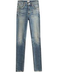 Citizens of Humanity - Slim Straight Leg Jeans - Lyst