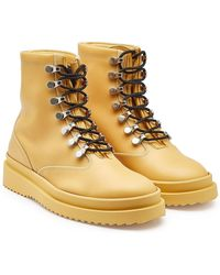 OAMC - Military Ankle Boots - Lyst