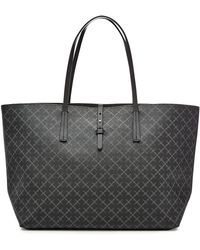 By Malene Birger - Grineeh Printed Faux Leather Tote - Lyst
