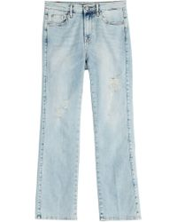 920297dd869e4 Lyst - Damen 7 For All Mankind Cropped Jeans ab 55 €