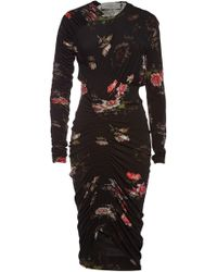 Preen By Thornton Bregazzi - Rene Printed Dress - Lyst