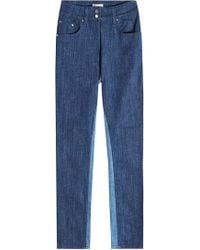 Public School - Two-tone Slim Jeans - Lyst