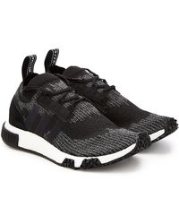detailed look 53914 6a268 adidas Originals - Nmd Racer Primeknit Sneakers - Lyst