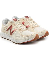 New Balance - Trainers With Leather - Lyst