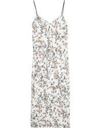 Rag & Bone - Astrid Printed Dress - Lyst