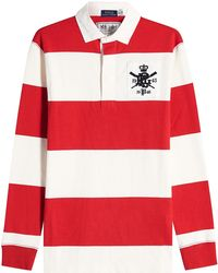 Polo Ralph Lauren - Rugby Shirt - Lyst