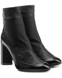 Pierre Hardy - Leather Ankle Boots - Lyst