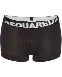 DSquared² - Pack Of 2 Cotton Boxers - Lyst