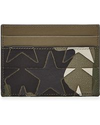 Valentino - Camustars Card Holder - Lyst