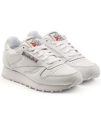 Reebok - Classic Leather Sneakers - Lyst