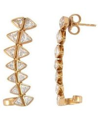 Melinda Maria - Spencer Ear Cuff - Lyst