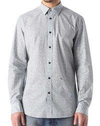 DIESEL - S-palong Shirt - Lyst