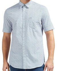 DIESEL - S-wop Short Sleeve Shirt - Lyst