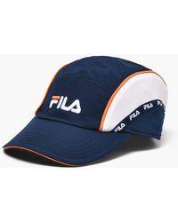 463073fefba Fila Beefie Bucket Hat in Red - Lyst
