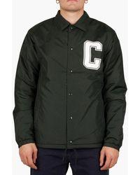 925a0d69bef Carhartt WIP Pembroke Varsity Jacket Black Beige in Black for Men - Lyst