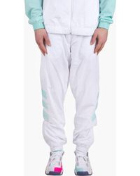6859f28e74a0 Lyst - adidas Originals X Nice Kicks Tironti Track Top in White for Men