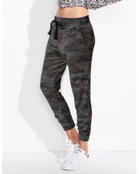 Sundry - Camo Pocket Jogger Pants - Lyst