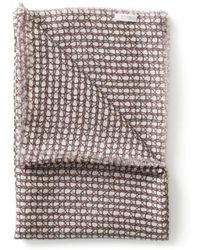 Sunspel - Women's Cashmere Scarf In House Print - Lyst