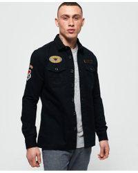 Superdry - Premium Rookie Shirt - Lyst
