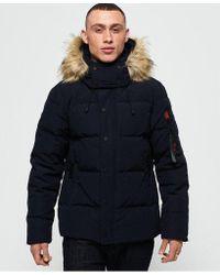 Superdry - Premium Roamer Down Jacket - Lyst