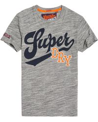 Superdry - Knockout T-shirt - Lyst