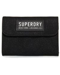 Superdry - Evey Fold Purse - Lyst