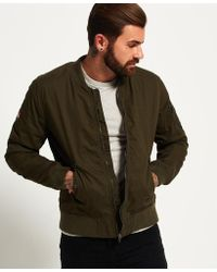 Superdry - Rookie Duty Bomber Jacket - Lyst